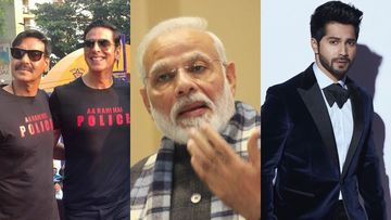 Narendra Modi Janta Curfew Against Coronavirus On March 22: Varun Dhawan, Akshay Kumar And Others Laud The PM