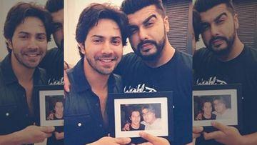 Varun Dhawan Birthday: Arjun Kapoor Pulls Out An Awkward 'Hairy' Pic To Wish The 'Natkhat Balak Forever'