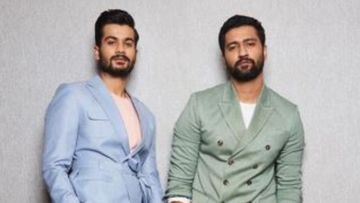 Vicky Kaushal's Super-Moon Pic Gets A Cheesy Response From Bro Sunny Kaushal, 'Ek Chand Ne Doosre Chand Ki Photo Kheechi Hai'