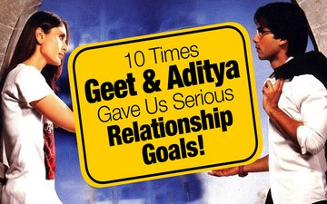 VIDEO: 10 Times Kareena Aka Geet & Shahid Aka Aditya Gave Us Serious Relationship Goals!