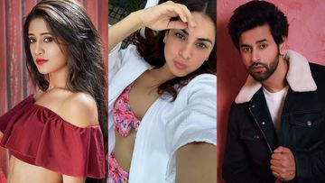 Coronavirus Lockdown: Shivangi Joshi-Shraddha Arya-Shashank Vyas Video Calling Amid Quarantine Will Make You Dial Your BFFs RN