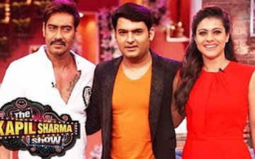 Video : Team Shivaay Set For Kapil Sharma Show, Ajay To Bring Kajol Along