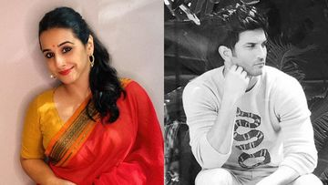 Vidya Balan Says No One Will Know What Prompted Sushant Singh Rajput To Take Such Step; Wants People To 'Let Him Rest In Peace Now'
