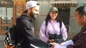 Virat Kohli And Anushka Sharma To Celebrate The Former's Birthday In Bhutan? This Picture Says So