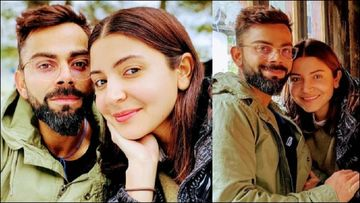 Anushka Sharma Credits Hubby Virat Kohli For Spoiling Her With Delicious Home-Made Chocolate Eclairs; Bet You'll Crave For Some Too  - PIC