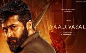 Vaadivasal: After Actor Suriya Tests Positive For COVID Director Vetri Maaran Postpones Shoot Schedule To July