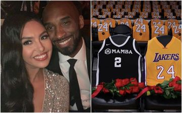 Vanessa Bryant Shares A Heartrending Image Of Her Late Husband Kobe Bryant And Daughter: 'There Is No #24 Without #2'