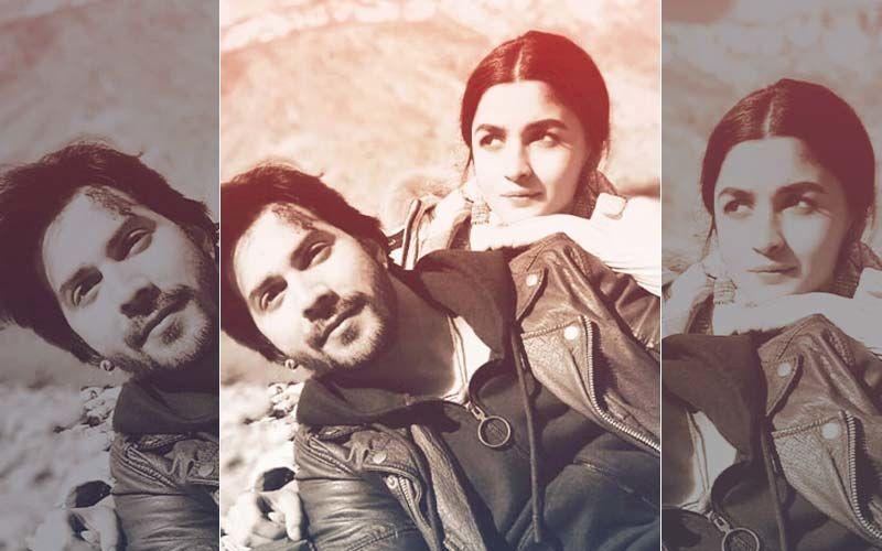"""Kalank Coming Soon"", Announces Alia Bhatt Sharing A Picture With Varun Dhawan"