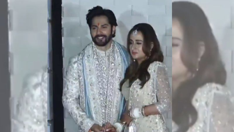 Varun Dhawan And Natasha Dalal To Organise A Reception On February 2? Uncle Anil Dhawan Rubbishes The Reports