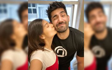Varun Sood Lifts Girlfriend Divya Agarwal In Innovative Squat Challenge; This Twosome Is Awesome – VIDEO