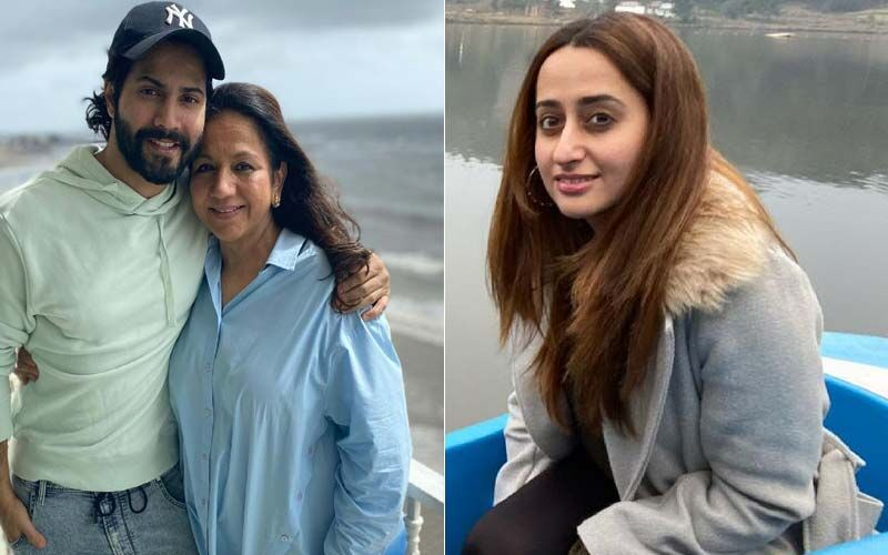 Varun Dhawan's Wife Natasha Dalal And Mom Get Spotted In The City; Fans Love The Bond Between 'Saas And Bahu' -WATCH