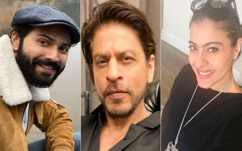 When Varun Dhawan Got The Shock Of His Life As He Saw Gauri Khan, And Not Kajol, Inside Shah Rukh Khan's Residence Mannat