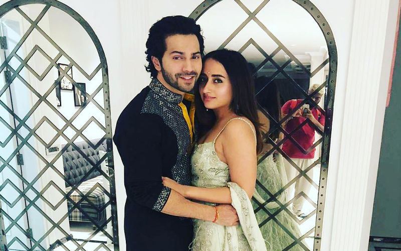Varun Dhawan-Natasha Dalal To Have A Dreamy Destination Wedding With Frills Attached? Deets Inside