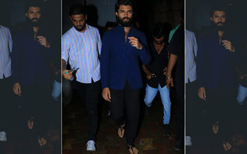 Vijay Deverakonda Wears 45 Thousand Worth Slippers For His Meet With Karan Johar; As Good As A Return Ticket To Bangkok