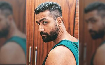 Vicky Kaushal Gets A Cool AF Quarantine Haircut At Home; Wondering Who Went Chop Chop On Him?