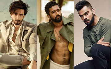Vicky Kaushal Beats Ranveer Singh And Virat Kohli To Become The Most Desirable Man