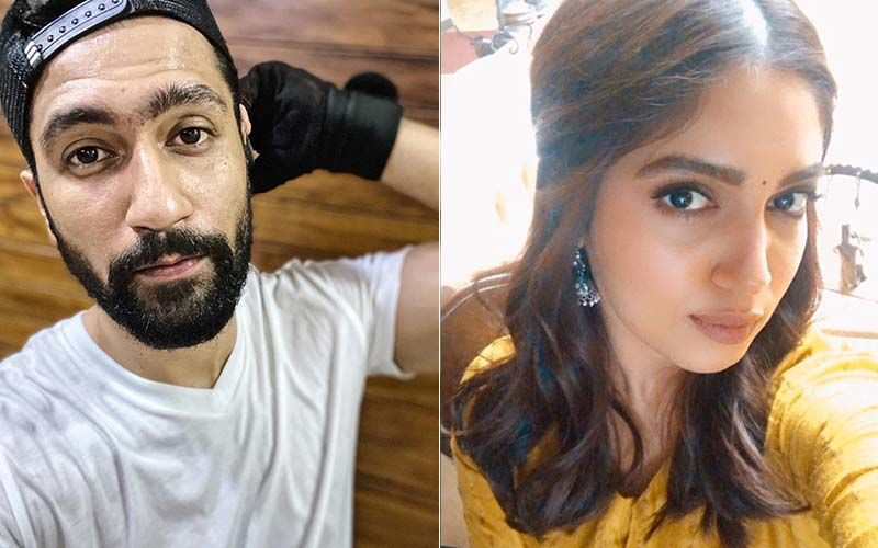Mr Lele:  Vicky Kaushal And Bhumi Pednekar Film Shoot Comes To A Halt, After Actors Test Positive For COVID-19 - Deets Inside