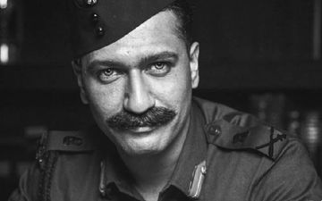 Vicky Kaushal Releases NEW LOOK Of His Film On Field Marshal Sam Manekshaw's Death Anniversary; It Has Filled Our Weekend With High Josh