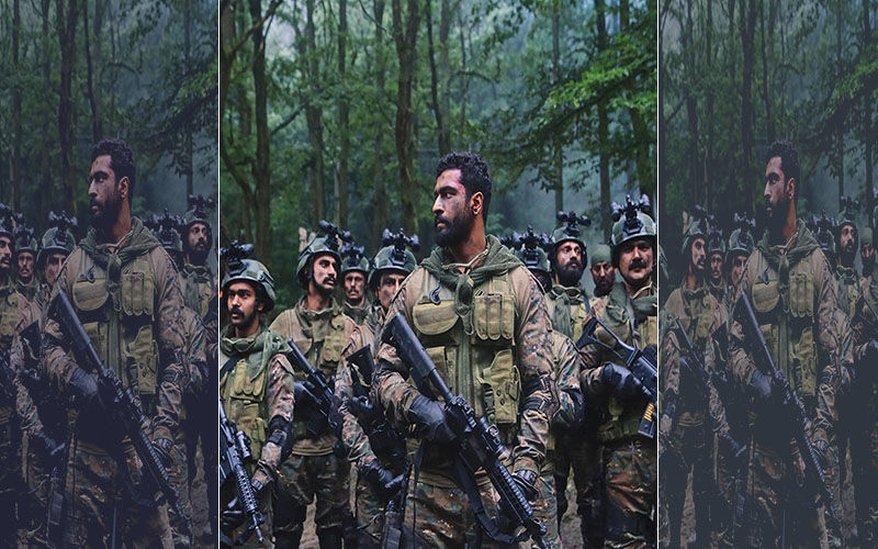 "Vicky Kaushal On His National Film Award Win For URI - "" Never Imagined In A Short Career Span Of 4 Years Will Achieve So Much"""