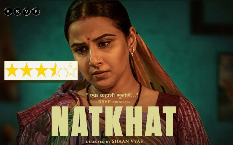 Natkhat Review: Vidya Balan Slaps The Patriarchy With This Simple Yet Sturdy Story!