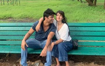 Sushant Singh Rajput Was Worried That GF Rhea Chakraborty Would Frame Him In Former Manager Disha Salian's Suicide Case, Claims Father In FIR