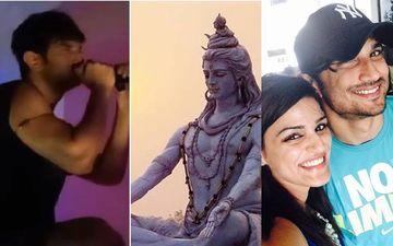 Sushant Singh Rajput's Sister Shweta Wants Everyone To Pray To Lord Shiva; Shares UNSEEN Video Of SSR Singing 'Jai Jai Shiv Shambu'