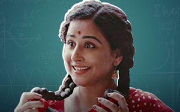 Shakuntala Devi: Vidya Balan Reveals Why Her Character Is Always Chirpy And Happy