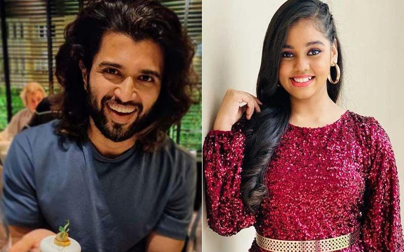 Liger: Vijay Deverakonda Makes Indian Idol 12 Finalist Shanmukhapriya's Dream Come True; Welcomes Her On Board For The Film -WATCH
