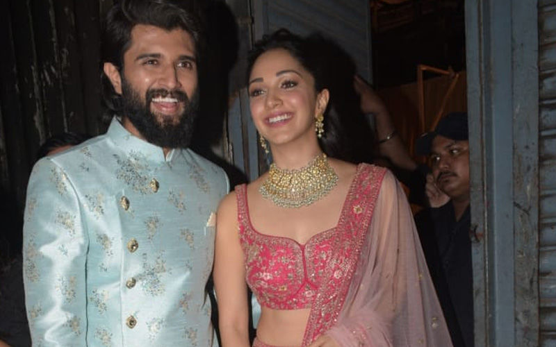 Kiara Advani And Vijay Deverakonda Dine With Karan Johar And Manish Malhotra, Awesome Selfie Signifies A Fun Night