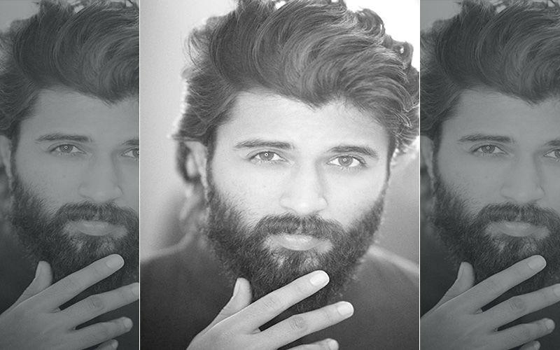 Vijay Deverakonda's Latest Monochromatic Portrait Will Make You Fall In Love With Him All Over Again