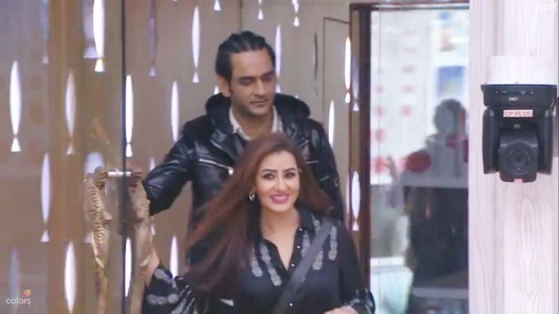 Vikas Gupta And Shilpa Shinde Enter BiggBoss12 House