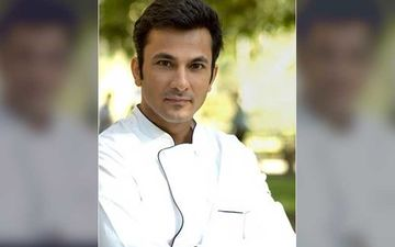 Chef Vikas Khanna Is Distributing Sanitary Napkins To The Needy, Laments Men Are Refusing To Accept Them, 'They Just Throw It On The Street'