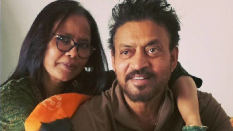 Irrfan Khan Death Anniversary: Wife Sutapa Pours Her Heart Out In An Emotional Note; Recalls Singing Songs To Him A Night Before He Passed Away And Much More