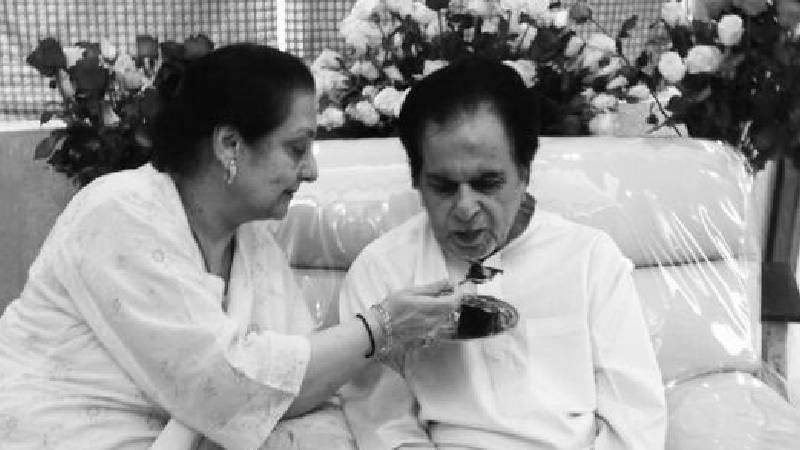 Saira Banu Shares Dilip Kumar's Health Update: On Path Of Recovery; Will Get Discharged From The Hospital Soon