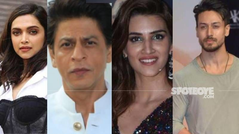 Deepika Padukone-Shah Rukh Khan, Kriti Sanon-Tiger Shroff And More: Bollywood's 5 Most Loved On-Screen Pairs Who Will Be Re-Uniting Soon