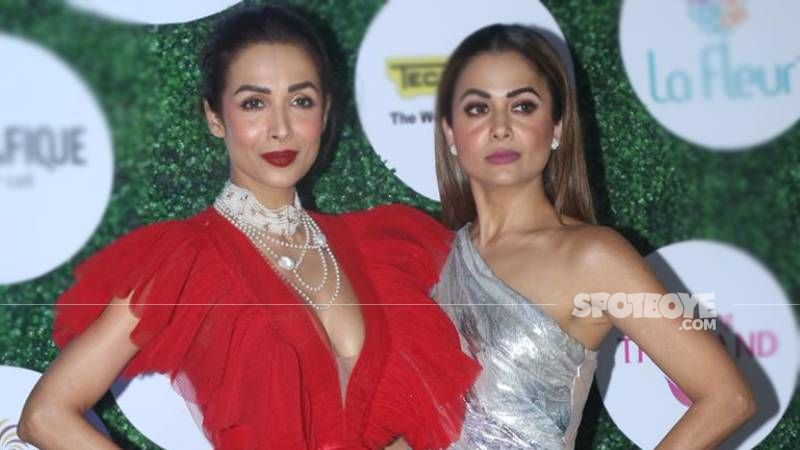 Eid Mubarak 2021: Malaika Arora And Sister Amrita Arora Celebrate The Festival With Family; Ladies Look Gorgeous In Traditional Wear- PIC INSIDE