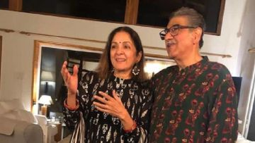 Neena Gupta Gets Candid About Living With Her Husband Vivek Mehra As Man And Wife For The First Time During The Lockdown