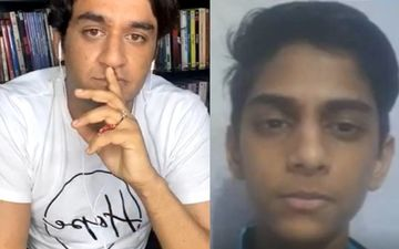 Vikas Guppta Connects With A Young Boy LIVE On Instagram Who Made Derogatory Videos; Gets Clarification After Calling Out Parth Samthaan And Priyank Sharma