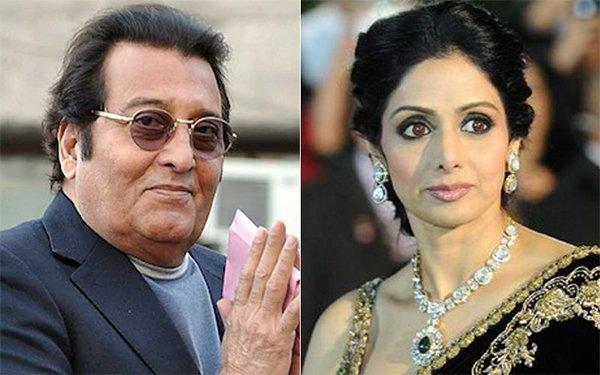 Vinod Khanna And Sridevi