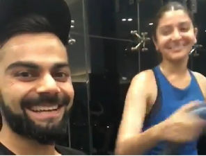 Virushka's Workout Video: 'She Can Do More Cardio Than Me', Says Hubby Virat For Anushka