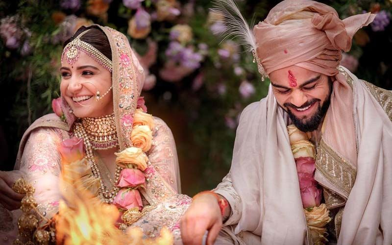 Virat Kohli Had A FILMY Fake Name For His Wedding; Wife Anushka Sharma Reveals What That Was!
