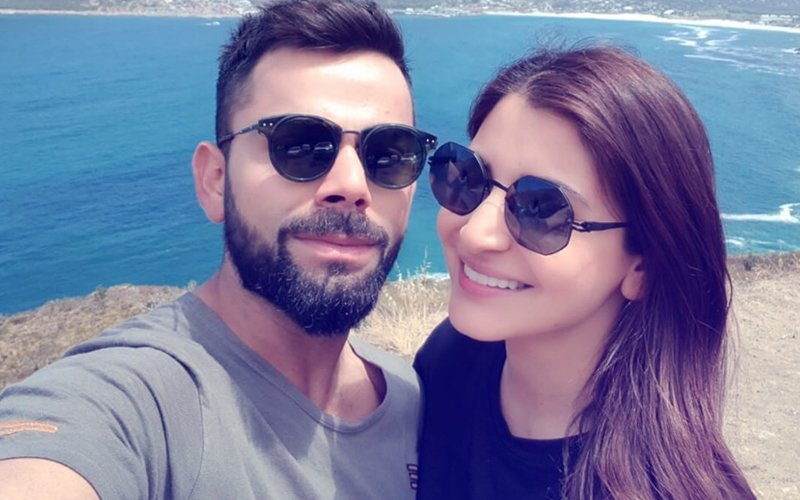 Here's What Virat Kohli Is Doing For Anushka Sharma's 30th Birthday