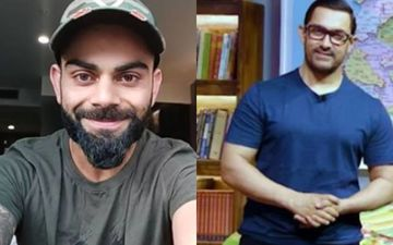 When Virat Kohli Admitted That He Is Just 11th Pass And Aamir Khan Is 12th Pass - WATCH
