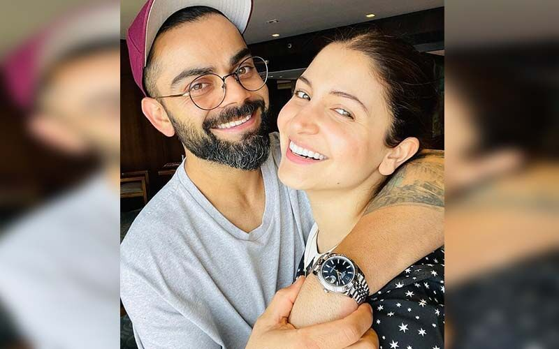Anushka Sharma Poses For Virat Kohli In A New Ad As He Tells Her 'Story' Through A Series Of Portraits-Watch