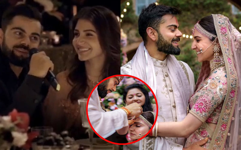 Anushka Sharma-Virat Kohli Complete 1 Year Of Marital Bliss; Actress Shares Unseen Video From Tuscany Wedding