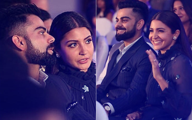 BCCI Naman Awards Becomes Special For Virat Kohli, Courtesy Wife Anushka Sharma's Presence