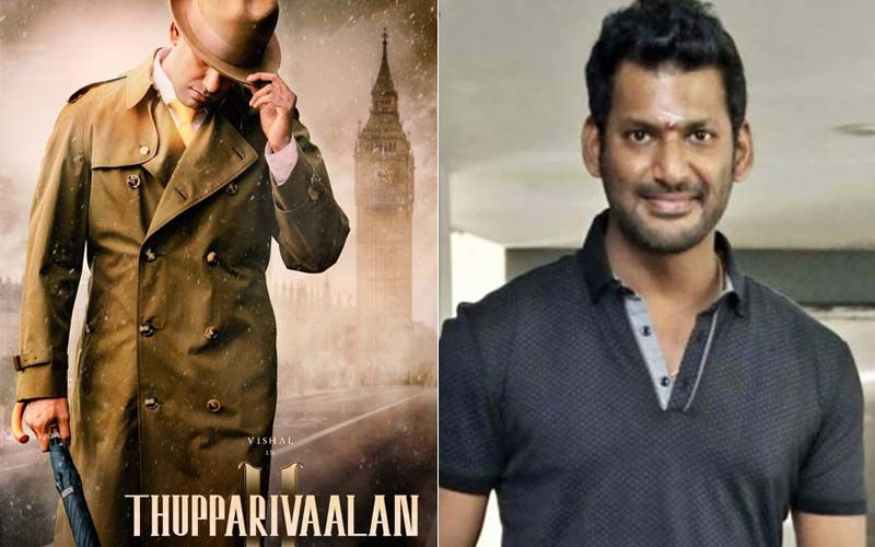 Thupparivaalan 2: Vishal Reddy To Shoot In London For His Own Directorial?