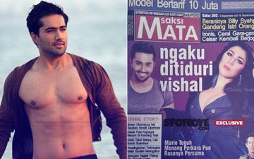 Indonesian Model Claims Having A Steamy Affair With Bigg Boss Star