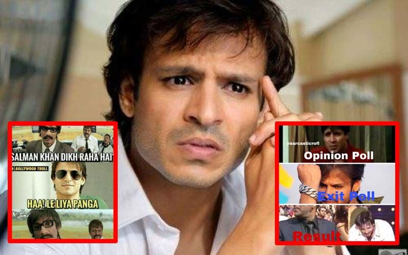 Vivek Oberoi Becomes A Butt Of Joke On Internet After The Aishwarya Rai Bachchan Meme Controversy