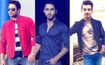 Vivian Dsena, Laksh & Arjun Bijlani Feature In TV's Most Desirable Actors List